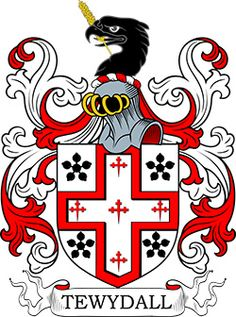 Tewydall Coat of Arms