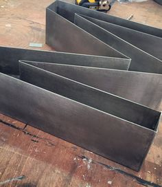 Blackened Steel lett