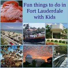 Map Of Ft Lauderdale Florida Florida Pinterest