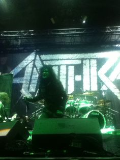 Anthrax!