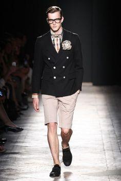 Milan Fashion Week: Formal Modern Menswear in Daks Spring-Summer Collection 2018 James Smith, Spring Summer Fashion, Men Summer, Spring Collection, Stylish Men, Swagg, Dapper, Style Guides, Gentleman