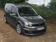 My Caddy on wheels and gti front Caddy Van, Gti Mk7, Volkswagen Touran, Cool Vans, Vw Cars, Camper Van, Van Life, Custom Cars, Cars And Motorcycles
