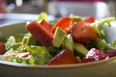Quick Tip: Add Fresh Fruit to Green Salads | The Kitchn