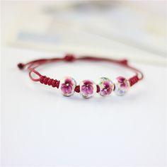 Miredo bijoux en gros en céramique amour bracelets pour femmes accessoires bracelets et bracelets vitage bijoux lot 10268