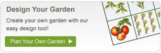 Free Kitchen Garden Planner- Use square-foot gardening techniques to create a raised bed garden With Garden Supplies, Garden Tools, Garden Ideas, Raised Garden Beds, Raised Beds, Garden Online, Garden Planner, Square Foot Gardening, Organic Gardening