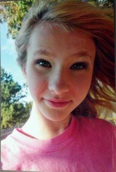 SAD UPDATE: 5/20/2013 (Walnut Ridge, AR) Investigators have confirmed  that a body found in an Arkansas river is missing teen, Sidney Randall. Sidney was reported missing on March 9th after disappearing from her home in Walnut Ridge. It was believed she was last seen with her step father who was found dead not long after she was reported missing. Investigators are still working to figure out the circumstances around the deaths.