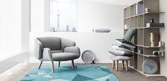 Coole Möbel von Nendo - Entdecken Sie hier die fusion by Nendo Kollektion