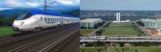 Crônicas Americanas: Um trem muito louco