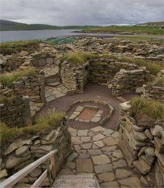Shetland Islands Scotland | dated to 400 – 200BC...Shetland Islands, Scotland