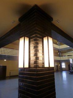 Hans Poelzig / Haus Des Rundfunks / Berlin / 1931 Hans Poelzig, Interior Architecture, Interior Design, Harlem Renaissance, Historical Photos, Bauhaus, Architects, Art Deco, Stairs