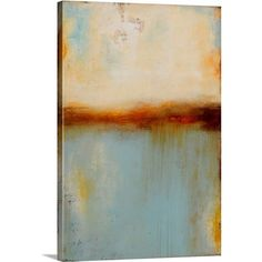 Great Big Canvas Whiskey Creek by Erin Ashley Painting Print on Canvas