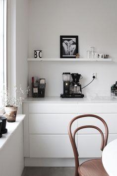Via J Levau | Thonet Chair | Design Letters | White