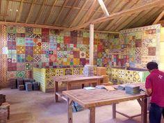 Tile shop Bali Sadus Tiles Sidemen Bal
