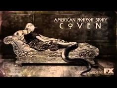 American Horror Story: Coven - Voodoo Queen Poster - YouTube