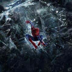The Amazing Spider-Man: Nuevo Poster