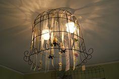 cool idea for my girls room light
