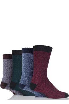 Thermal Tube Socks for Women Cotton Blend 12 Pairs Heat Retainer Cold Winter Boot Sock Over Calf