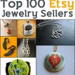 Top 100 Etsy Jewelry Sellers