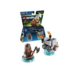 Amazon.com: Lord Of The Rings Gimli Fun Pack - LEGO Dimensions: Video Games