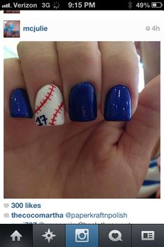 Change the colors to New York Yankees colors and it would be perfect
