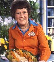 Julia Child's Poulet en Cocotte Bonne Femme. (Chicken casserole)