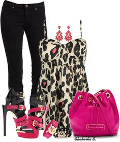 """""""Too Hot to Handle"""" by shakerhaallen ❤ liked on Polyvore"""
