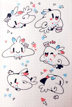 Togekiss and Joltic