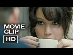 Silver Linings Playbook Movie CLIP #2 - Diner (2012) - Bradley Cooper, Jennifer Lawrence Movie HD
