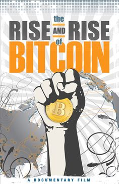 Documentary Film 'The Rise and Rise of Bitcoin' To Debut at Tribeca Film Festival - newsBTC Bitcoin Value, Bitcoin Price, Utah, Pop Corn, Bitcoin Business, Watch Free Movies Online, Crypto Mining, Tribeca Film Festival, Crypto Currencies