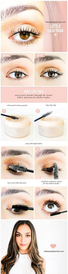 10 Mascara Hacks, Tips and Tricks That'll Make Your Eyelashes Thick AF
