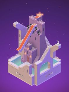 Monument Valley / Ustwo | Design Graphique