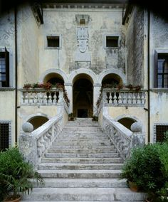 Italia, Lonedo, Villa Godi #architect andrea #palladio built 1537-1542