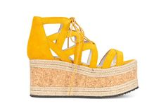 P A M E L A Ss, 18th, Wedges, Collection, Fashion, Moda, Fashion Styles, Fasion, Wedge