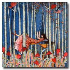 O Tapete Vermelho da Imagem: Images' Red Carpet: Andar de baloiço II / On the swing II