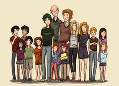 proud weasley grandparents by anxiouspineapples
