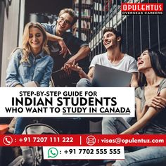Migrate To Canada, Moving To Canada, New Students, New Details, Step Guide, Study, China, India, News