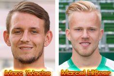 Dynamo Dresden will kommende Saison in der zweiten Liga angreifen und verstärkt sich mit zwei Spielern. Beide kommen von Reserveteams zweier Bundesligisten. Zweitliga-Aufsteiger Dynamo Dresden hat Offensiv-Allrounder Marcel Hilßner und Linskverteidiger Marc Wachs verpflichtet. Der 21-jährige Marcel Hilßner wechselt von Werder Bremen II zu den Sachsen, Marc Wachs (20) kommt vom FSV Mainz 05 II.