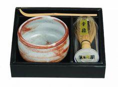 Thee Kop Matcha 11x8cm w/B.Beater&Sp. / The Oriental Shop