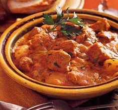 Try this recipe for Spezzatino di Vitello  --  Veal Stew on Foodgeeks.com