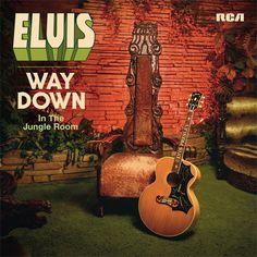 Elvis Presley - Way Down In the Jungle Room 2LP August 5 2016