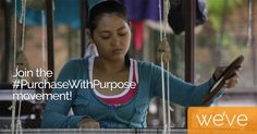 I just pledged to shop meaningfully so others can live more fully. Join the movement today.  #PurchaseWithPurpose