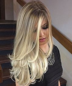 Exceptional Long Blonde Hairstyles 2018 for An Eye Catching Look