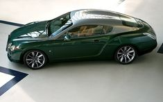 2008 Bentley Continental GTZ Zagato