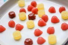 Homemade Vegan & Gluten Free Gummies