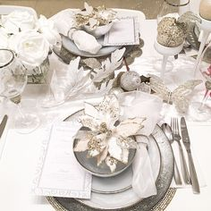 Talk about a stunning tablescape! We're loving this creative & chic style by @ilyanaleilani featuring our Paramount & Solaris Dinnerware, Metallic Studded Placemats, Victoria Stemware, Gisele Napkin Rings, & Ella Napkins. Explore our tableware on zgallerie.com and save 20% on this look.