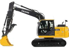 130G Excavator from JohnDeere