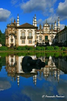 Vila Real, Portugal  Palacio Mateus