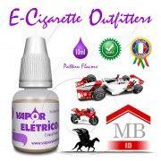 www.vaporbr.com Cigarro Eletrônico E-Liquid 10ml - Cigarro 12 a 24mg/g