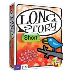 Long Story Short Game -- Check this awesome product by going to the link at the image.Note:It is affiliate link to Amazon. #night