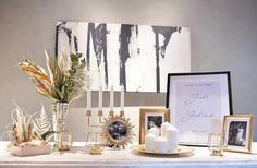 ZARAHOMEのグッズが大活躍♩結婚式に使いたいアイデア10選 Wedding Images, Diy Wedding, Wedding Ideas, Wedding Welcome Board, Zara Home, Flower Pots, Reception, Gallery Wall, Bouquet